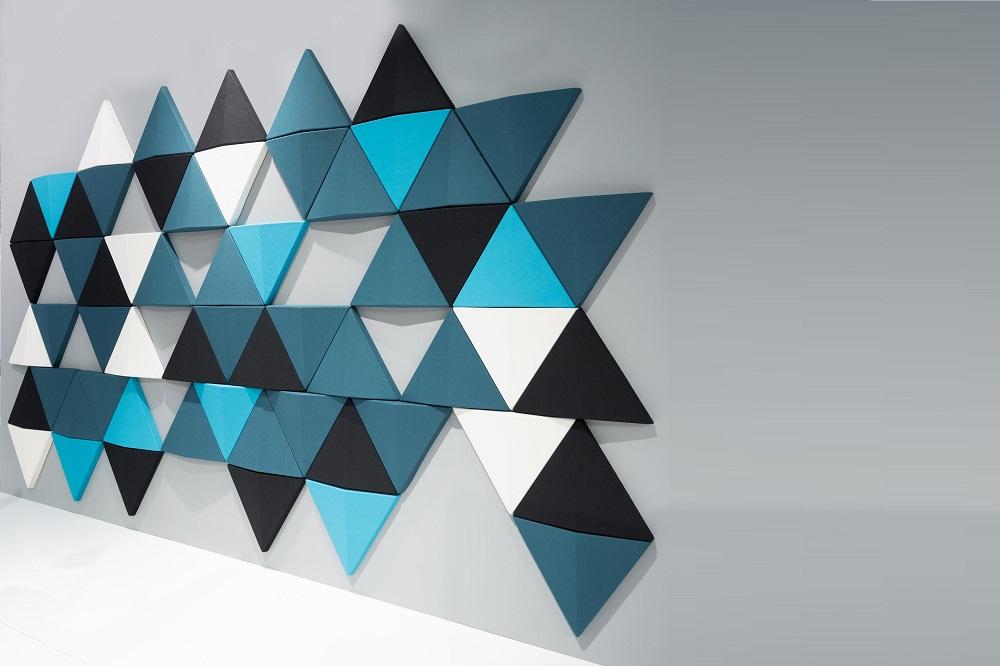3D Akustik Duvar Panelleri